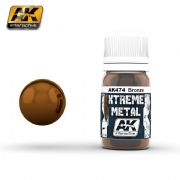 XTREME METAL Bronze  30ml<br> AK474